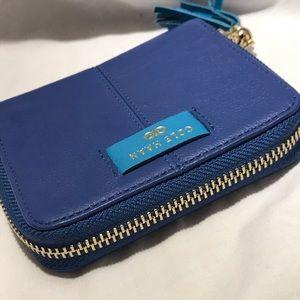 Cole Haan Blue Wallet NWOT